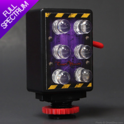 Ghost Hunting Equipment Full Spectrum Light
